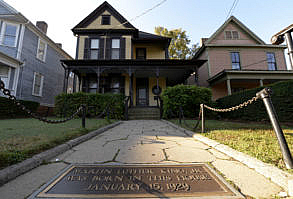 Martin Luther King's house